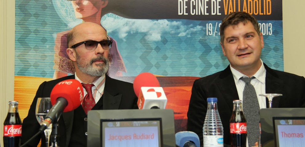 Jacques Audiard & Thomas Bidegain