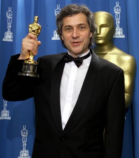 Michael Dudok de Wit wint Oscar in 2001