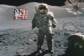 Man op de maan: avontuur komt met risico (succes ook)