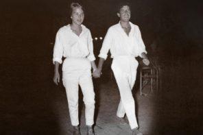 Marianne & Leonard: liefde op de loop