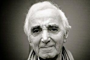 De filmische blik van Charles Aznavour